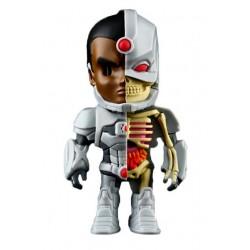 Boneco DC Comics Cyborg 07 XXRay Mighty Jaxx 55f0385b4ea