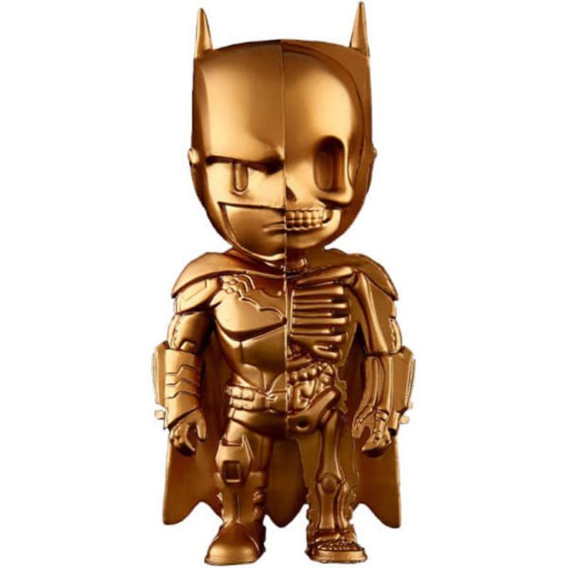 Boneco DC Comics Batman 01 Edição Limitada Dourado XXRay Mighty Jaxx ee2c35c770b